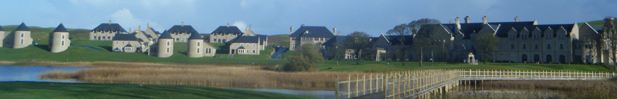 House at Lough Erne Golf resort for rent
